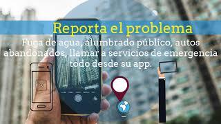 Tecnología en favor de los servicios públicos.