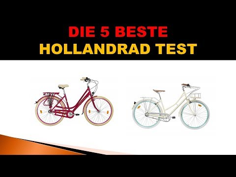 Beste Hollandrad Test 2019