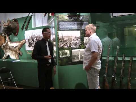Kara muzejā izstāde Medības