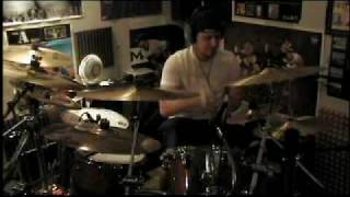 Chester French - The Jimmy Choos - Drum Cover