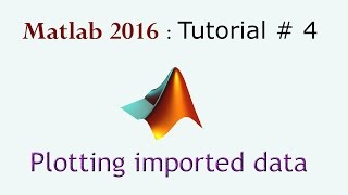 Importing and plotting experimental data in matlab