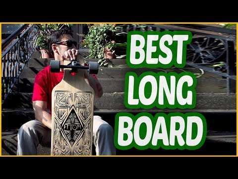 Best Longboard 2018 | 5 Longboard Reviews!