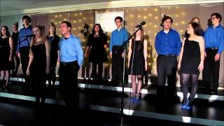 "Jazz Choir - ""Ain't That a Kick in the Head?"" - Cougar Cabaret 2014"