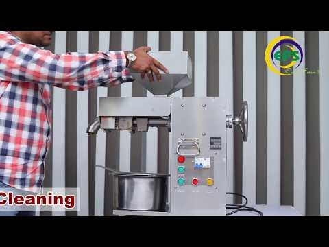 Oil Mini Commercial Machine CG-20