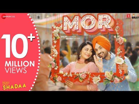 Download MOR - SHADAA | Diljit Dosanjh | Neeru Bajwa | 21st June | New Punjabi Bhangra Song 2019 HD Mp4 3GP Video and MP3