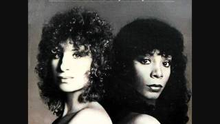 Barbra Streisand  Donna Summer   No More Tears Enough is Enough Extended Version