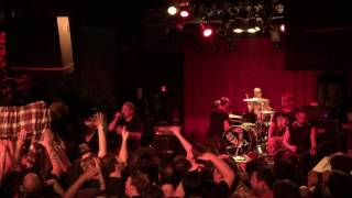 "choking victim - ""crack rock steady"" live masquerade in hell 2014"