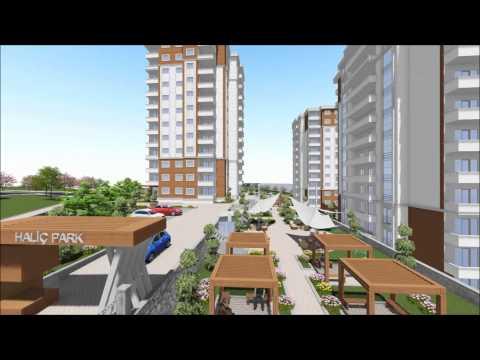 Haliç Park Videosu