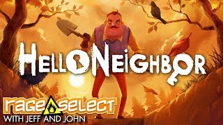 Hello Neighbor - The Dojo (Let's Play)