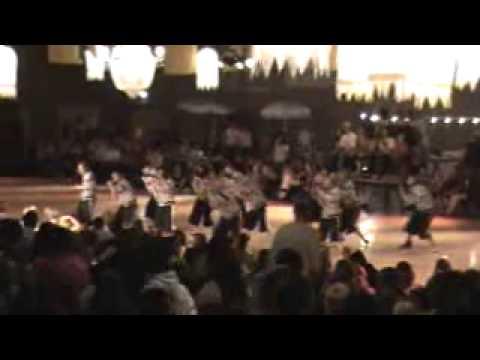 C - Ya tijdens Holland Dans Spektakel Cuijk 2009!