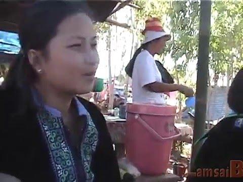Hluas nkauj hmong hais lus qab zib !