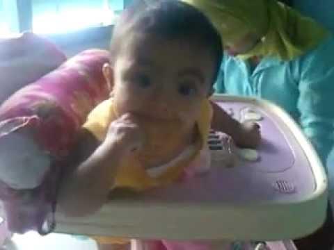 Video ciri ciri bayi sehat cerdas dan pintar