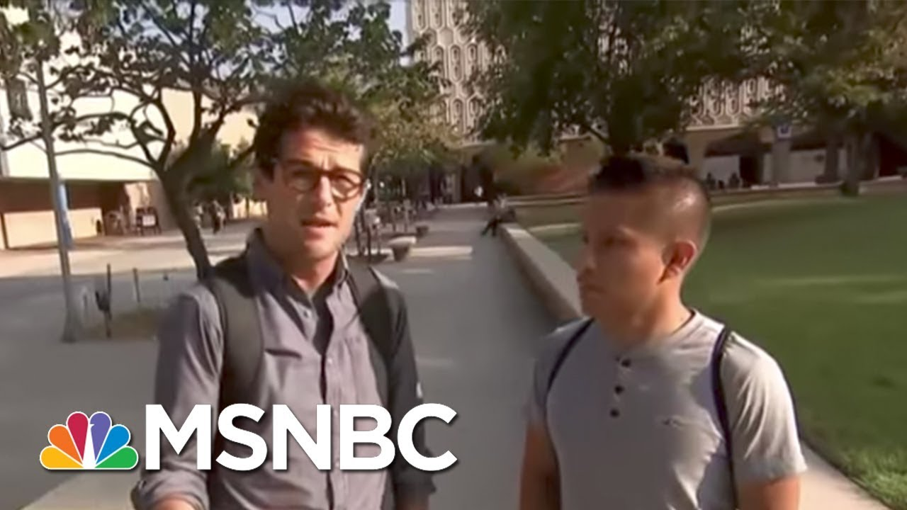 DREAMER: We'll Achieve Goals Without DACA | MSNBC thumbnail