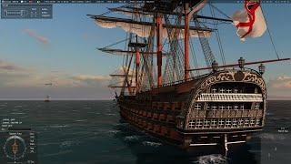 Ships of Naval Action - Santissima