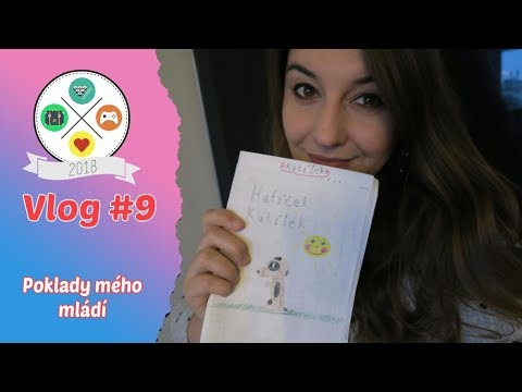 Vlog #9: Poklady mého mládí