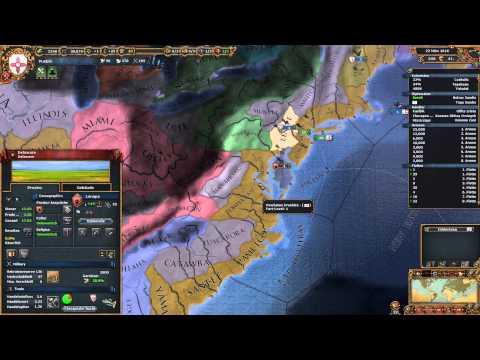 Europa Universalis 4 Pueblo 25 - Kastilien (Conquest of Paradise / Deutsch / Indianer Let's Play)