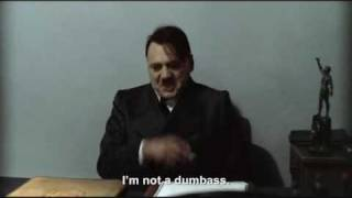 Hitler is informed it is nearly Christmas