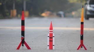 How to make a rocket at home - homemade rocket