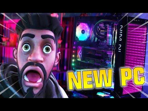JE MONTE MON 1ER PC GAMER !