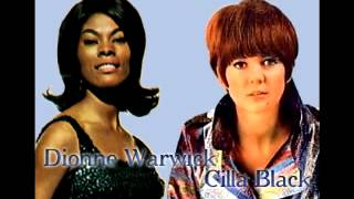 Dionne Warwick & Cilla Black - Anyone Who Had A Heart