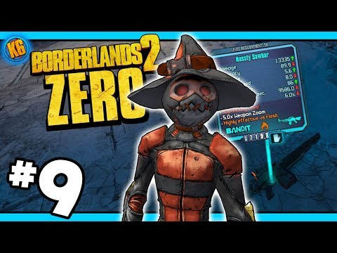 PEARL?! - Road to Ultimate Zer0 | Day #9 [Borderlands 2]