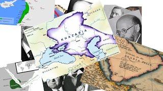 Prawda dziwniejsza niż wymysł- cz7 Kto wymyslił naród zydowski -kaganat? Chazaria
