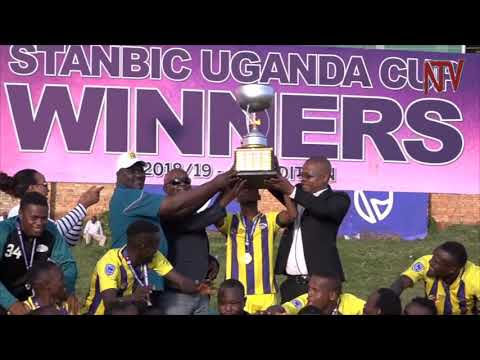 Proline beats Bright Stars to take 2019 Uganda Cup