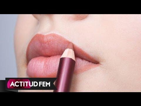 Cómo delinear tus labios // Labios perfectos