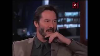 Keanu Reeves is the coolest guy ever