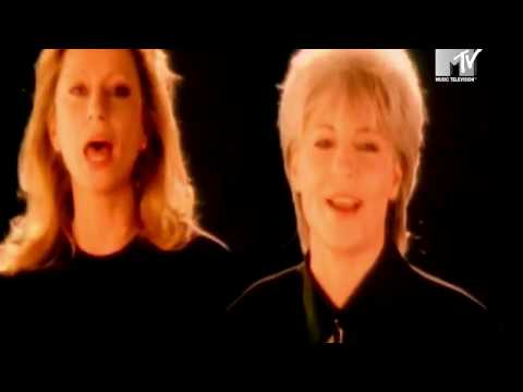 CATHERINE LARA & VERONIQUE SANSON Entre elle et moi (1991) °MTV VINTAGE°