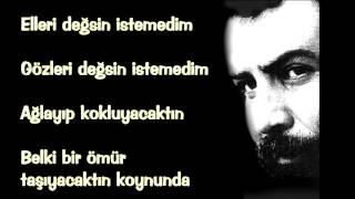 Ahmet Kaya  Şafak Türküsü  Şarkı Sözleri Ile