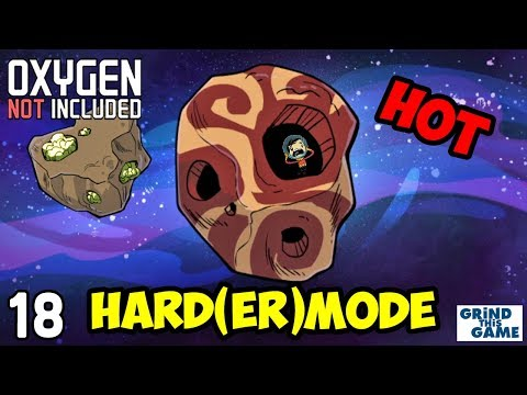 Oxygen Not Included - HARDEST Difficulty #18 - Steam Room (Oasisse) [4k]