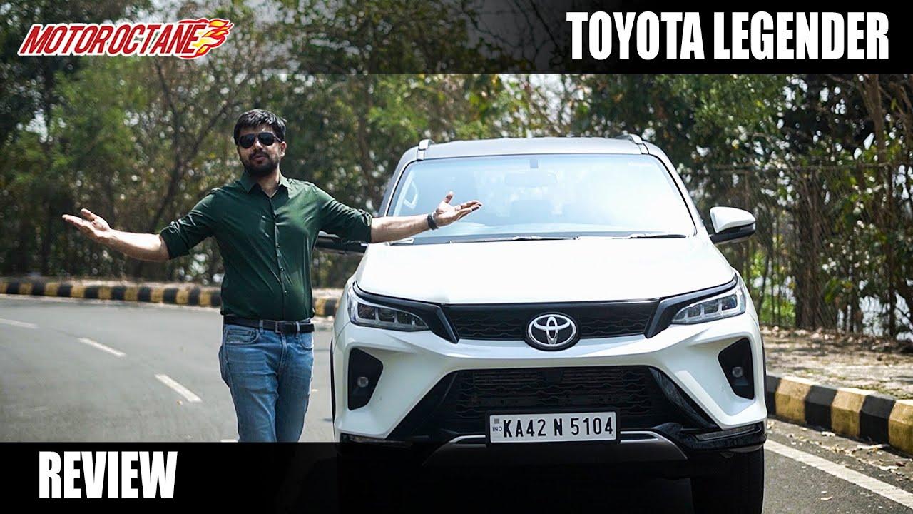 Motoroctane Youtube Video - New Toyota Legender - New Fortuner Tale!