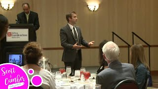 Inspirational Leadership Speech - How to be an Effective Leader   Scott and Camber