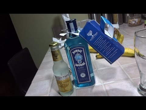 Bombay Saphire East Gin Review – Drinking In Canada