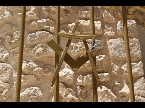 מסתרי הבונים החופשיים בירושלים