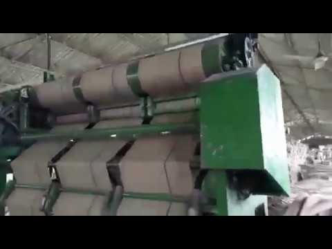 Jute Fabric Cutting Machine