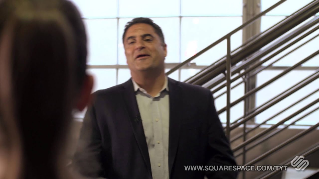 Squarespace: Makes Building A Website So Easy Even Cenk Can Do It! thumbnail