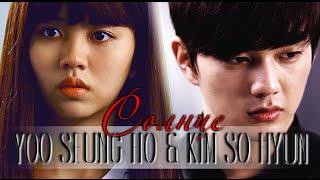 Crossover |Yoo Seung Ho & Kim So Hyun| Солнце (part 2)