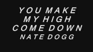 you make my high come down