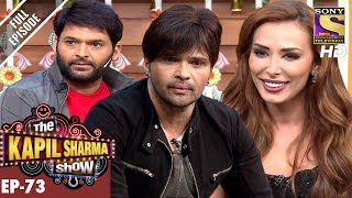 The Kapil Sharma Show - दी कपिल शर्मा शो-Ep-73-Himesh And Iulia In Kapil's Show–8th Jan 2017