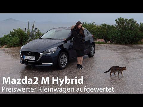 2020 Mazda2 Skyactiv-G 90 M Hybrid Test / Aufwertung des preiswerten Kleinwagen - Autophorie