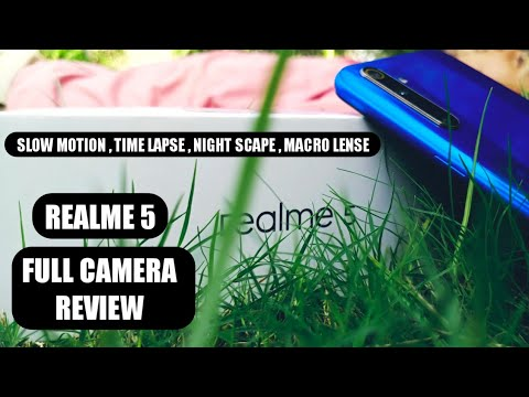 Realme 5 Camera 📸 Review in Cinematic Style |Slow Motion,Time lapse,Macro Lense,Night Scape 🔥🔥