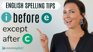 1 Simple Spelling Tip 📝   Improve Your English Writing Skills