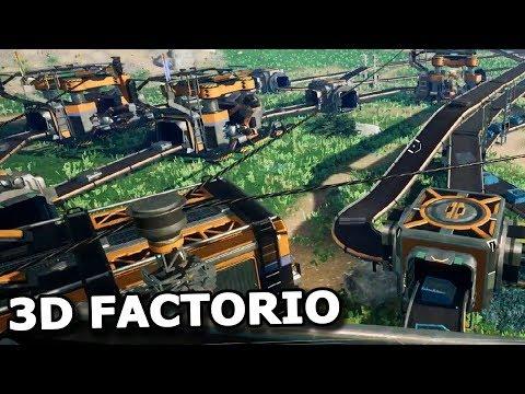 Továrna na VŠECHNO! - Satisfactory #1