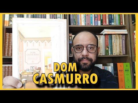 Dom Casmurro (Machado de Assis)   Vandeir Freire