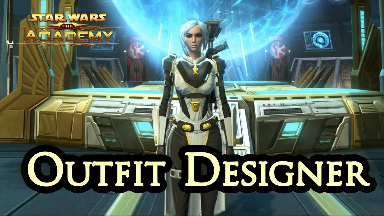 How To Get Cool Armor In Swtor