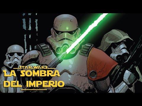 El Stormtrooper Que Fue Entrenado Por Darth Vader En Combate Con El Sable de Luz - Star Wars -