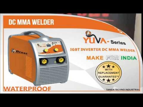 Inverter Waterproof Arc Welding Machine