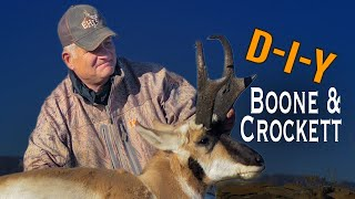 Antelope Hunting with THE Legend Mike Eastman! (Eastmans' Hunting TV)